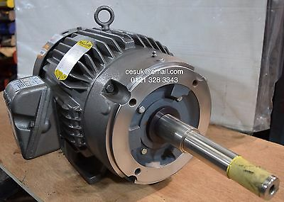 New Baldor 7.5kW Electric Motor 2850RPM 2-Pole 215JP Frame  3-Phase Gusher Pump