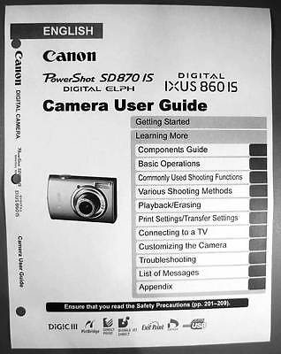 CANON POWERSHOT SD870IS DRIVER DOWNLOAD