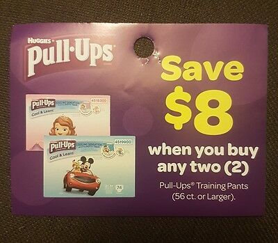 Pull Ups Coupons Canada