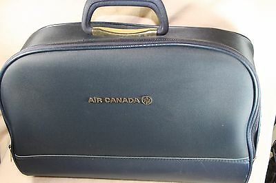 Vintage Air Canada Airlines Travel Bag FREE SHIPPING in the USA