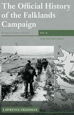 The Official History Of The Falklands Campaign - New Paperback Book
