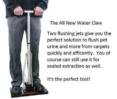 Water Claw Flood Tool with Injectors