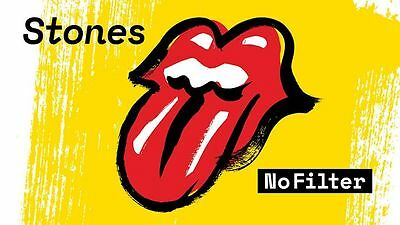 Rolling Stones in Spielberg, 2x Golden Circle