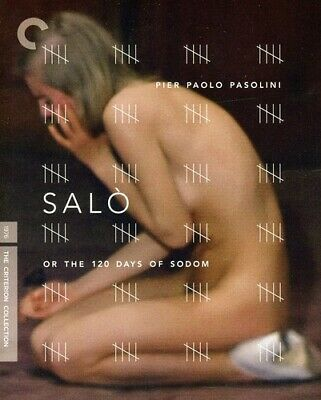 Salo or the 120 Days of Sodom (Criterion Collection) [New Blu-ray] Subtitled,