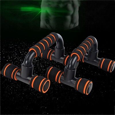 UK Push Up Bars Stands Handles Home Gym Fitness Workout Training Push Up Gear
