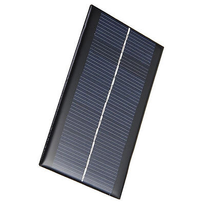 New 6V 1W Solar Panel Module DIY For Light Battery Cell Phone Toys Chargers UK