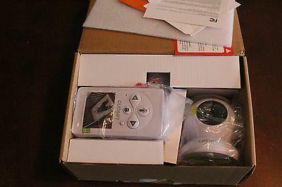 NEW - Levana Lila Digital Baby Video Monitor With Night Vision And Talk To Baby