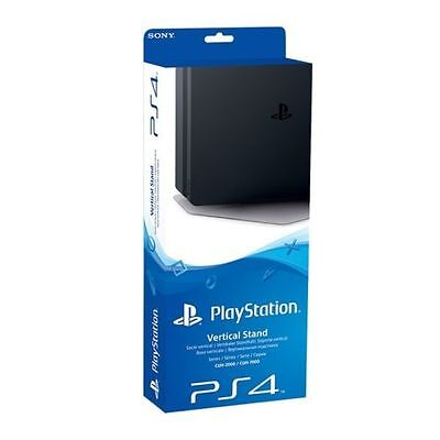 Sony Playstation 4 Slim Vertical Stand - Ps4 D / Ps4 Pro - New & Sealed