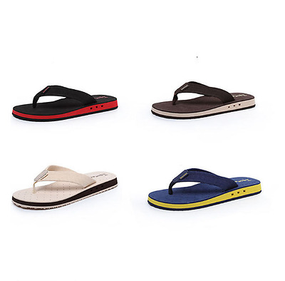 8a6eff351d544 Men s Summer Beach Pool Flip Flops Beach Slippers Home Casual Sandals flat  Shoes