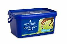 Dodson & Horrell Devil's Claw Root Equine Horse Herbal Products
