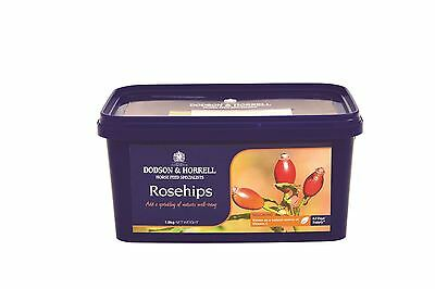Dodson & Horrell Rosehips Equine Horse Herbal Products