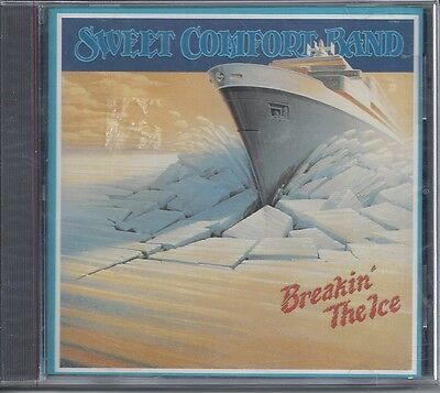 Sweet Comfort Band-Breakin' The Ice CD 1st Pressing (Brand New Factory Sealed)