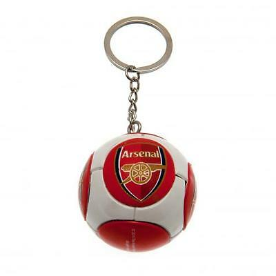 Official Licensed Football Product Arsenal Football Keyring Gunners Fun Gift New