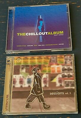 Sessions vol.3 - 2 CD`s & The Cillout Album - 2 CD´s