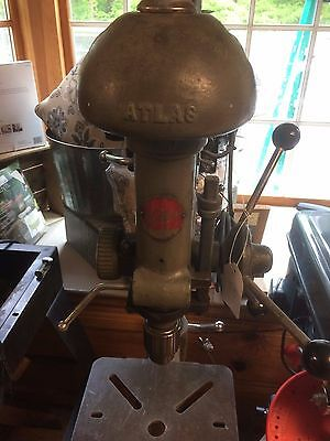 Atlas Drill Press model 74  - Local Pickup only - Newtown CT