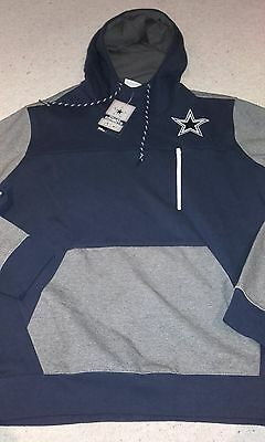 Dallas Cowboys NFL Official Hoodie by Nike - Size Medium - BNWT