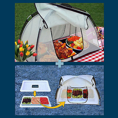 PicnicPal PP 100 Camping Food Protecting Cover Picnic Net Outdoore Cooking Tent