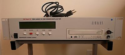 Pro Audio Stand Alone CD Duplicator - Corporate Systems Center