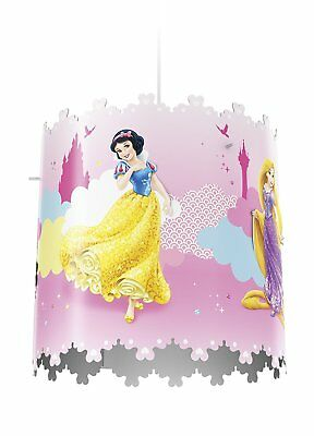 Princess Childrens Ceiling Pendant Lightshade * Brand New * Fast Delivery