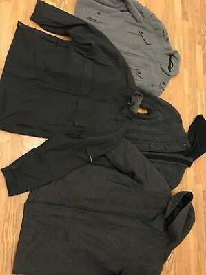 Job Lot Of Four 4x Mens Jackets / Hoodies