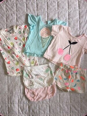 Baby Girl Clothes Size 00 Cotton On