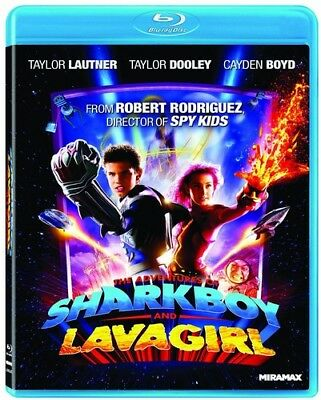 The Adventures of Sharkboy and Lavagirl [New Blu-ray] Ac-3/Dolby Digital, Digi