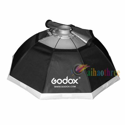 GODOX 95cm Octagon Bowens Mount Softbox For Studio Strobe Flash Light Photos【AU】