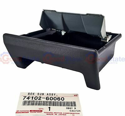 GENUINE Ash Tray Landcruiser Ute & Troopy 1985 to 2009 75 76 78 79 Series