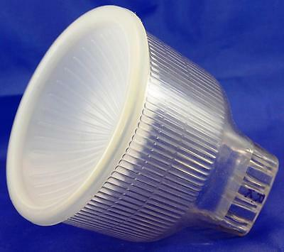 Gary Fong Lightsphere II Photojournalist Flash Diffuser Inverted Dome Clear