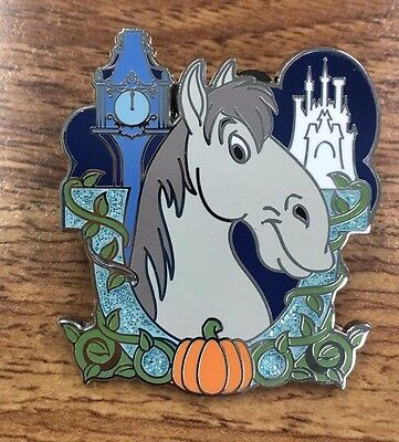 MAJOR Storybook Steeds Reveal Conceal Mystery Pin Disney CINDERELLA Horse