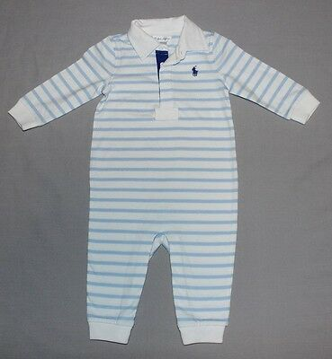 Ralph Lauren Coverall size 9 months BNWT 0 Authentic