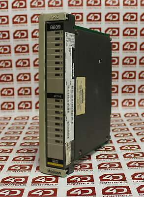 Modicon AS-B809-016 Input Module 16 Point 800 I/O 230VAC - 984 Series - Used ...