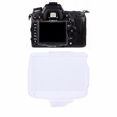 Pro Hard Case LCD Monitor Cover Screen Protector BM-7 for Nikon D80 DSLR Camera