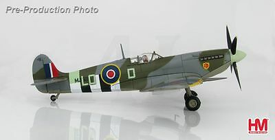 Hobby Master HA8315, Spitfire Mk.IXc, MJ586/LO-D, P/O Pierre Clostermann DFC