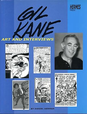 Gil Kane: Art and Interviews. Signed Limited 155/300 Hardback First Print