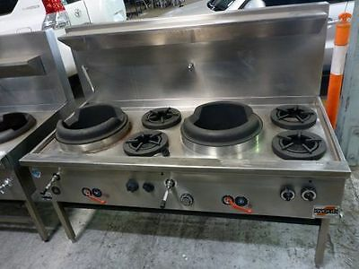 Commercial Wok Cooker