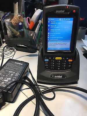 Motorola-Symbol-MC70-Handheld-with Scanner,Charger, desktop charger,Scanner/Tel