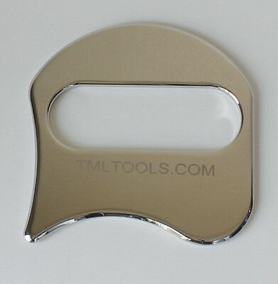 TML Tools single bevel MyoCare IASTM, gua sha, myofascia, soft tissue massage.