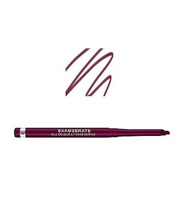 Rimmel Exaggerate Full Colour Automatic Lip Liner 022 Rapture Brand New