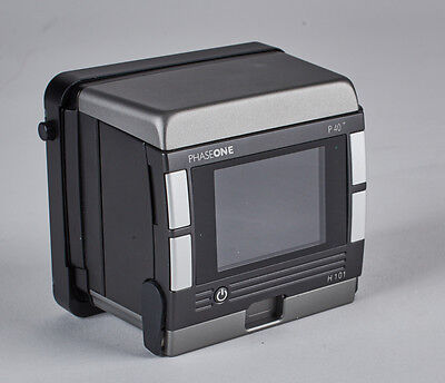 Phase One P40+ camera back for Hasselblad H Mount cameras