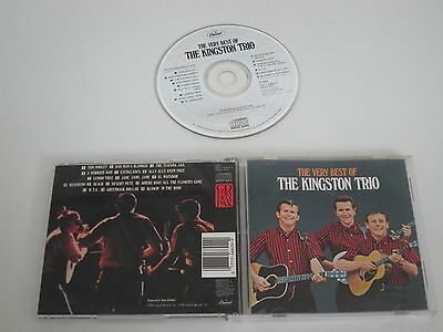 The Kingston Trio/the Very Best Of(Capitol Cdp 7 46624 2) Cd Album