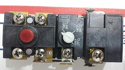 New Apcom Wh9C Hot Water Heater Lower Thermostat Ao Smith 700583-000