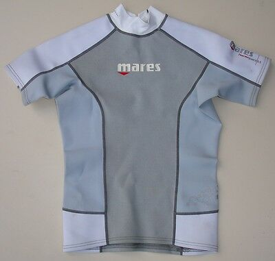 Mares Thermo Guard 0.5mm She Dives Large top Short Sleeve BGR           (mq2bxb)
