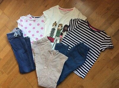 Boden John Lewis Age 11 Bundle Outfits Jeans Tops Great Condition