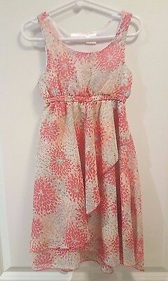 EXTREMELY ME Girls Size 5/6 Dress Dressy Party Fancy Spring/Summer Lot 10-5