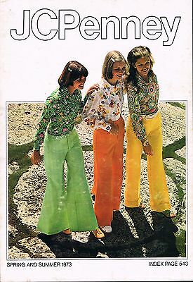 JCPenny 1973 Spring and Summer Catalog