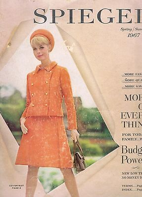 Spiegel 1967 Spring and Summer Catalog