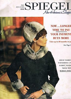 Spiegel 1968 Fall and Winter Catalog
