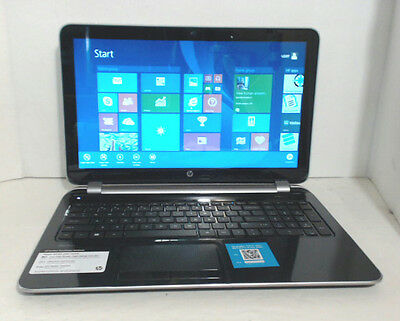 "HP 15-N216US 15.6"" AMD A6-5200 2GHz 4GB 750GB Win 8 Touch Notebook $1024 - READ"