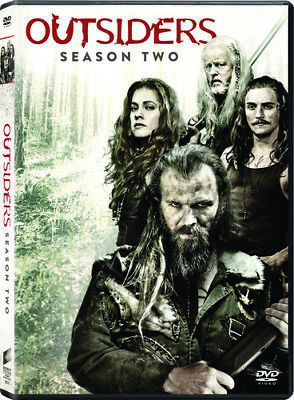 Outsiders: Season Two [New DVD] Boxed Set, Dolby, Subtitled, Widescreen, Ac-3/